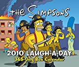 The Simpsons 2010 Laugh-a-Day 365-Day Box Calendar