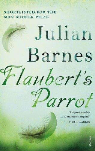 Flaubert's Parrot — Julian Barnes