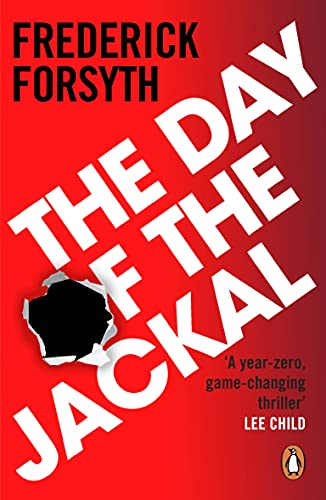 The Day of the Jackal — Frederick Forsyth