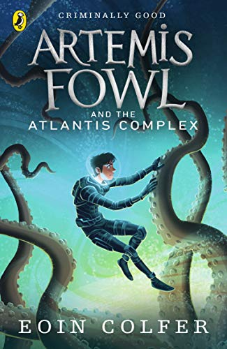 Artemis Fowl And The Atlantis Complex Eoin Colfer Author