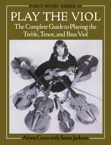 Play The Viol — Allison Crum