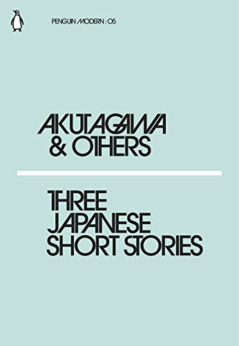Three Japanese Short Stories — Akutagawa & Others