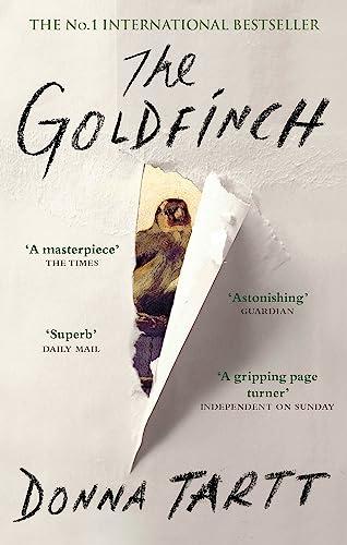 The Goldfinch — Donna Tartt