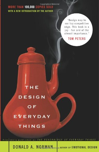 The Design of Everyday Things — Don Norman