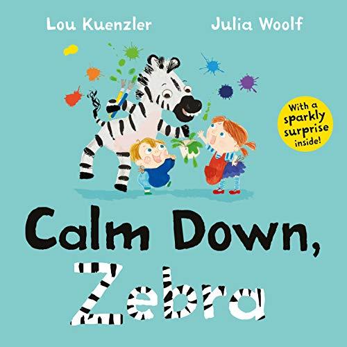 Calm Down Zebra