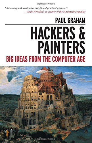 Hackers & Painters — Paul Graham