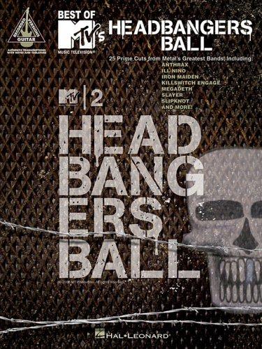 Best of MTV's Headbangers Ball