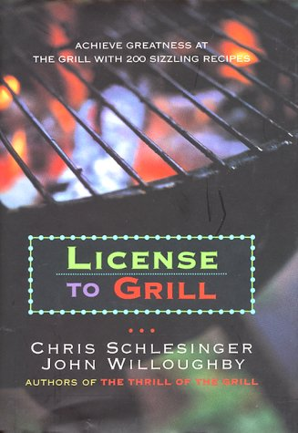 License to Grill: