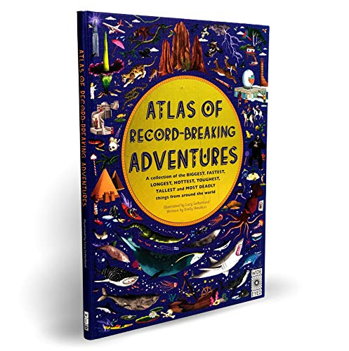Atlas of Record-Breaking Adventures
