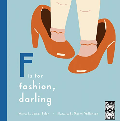 F is for Fashion, Darling