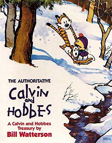 The Authoritative Calvin and Hobbes: Book Seven — Bill Watterson