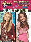 Hannah Montana Social Calendar