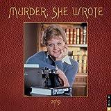 Murder, She Wrote - 2019 Wall Calendar