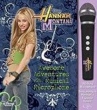 Hannah Montana Storybook and Microphone