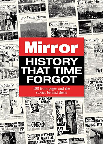 History That Time Forgot: 100 Front Pages and the Stories Behind Them