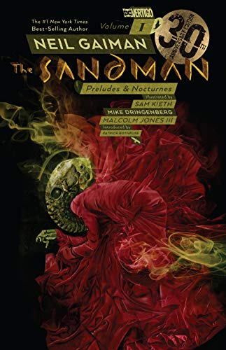 The Sandman Volume 1: Preludes and Nocturnes — Neil Gaiman