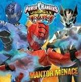 Power Rangers Jungle Fury: Mantor Menace