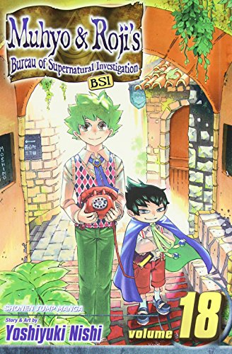Muhyo & Roji's Bureau of Supernatural Investigation,