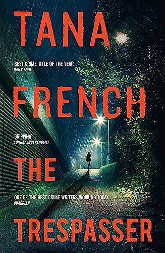 The Trespasser — Tana French