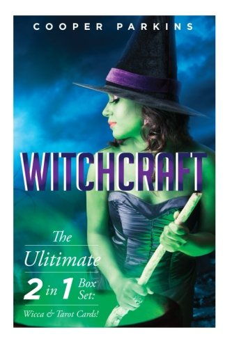 Buy book 'Witchcraft The Ultimate Witchcraft 2 in 1 Box Set Wicca