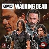 The Walking Dead - 2019 Square Wall Calendar