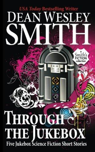 Buy book 'Through the Jukebox Five Jukebox Science Fiction Short