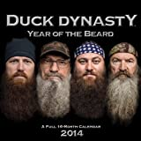 Duck Dynasty - Year of the Beard 2014 Calendar
