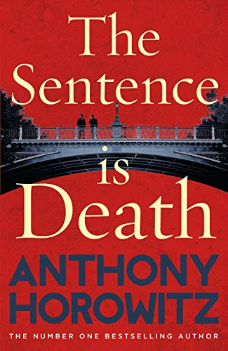 Image result for The Sentence is Death by Anthony Horowitz