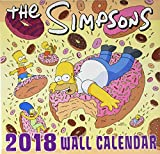 The Simpsons - Official 2018 Square Wall Calendar