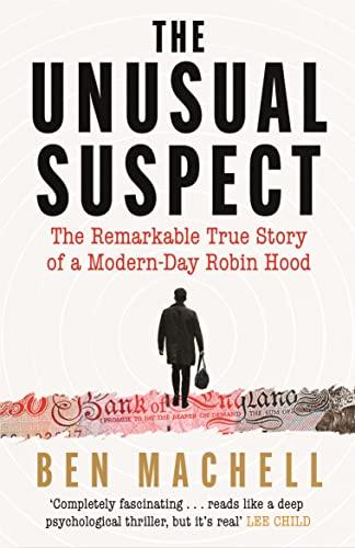 The Unusual Suspect — Ben Machell