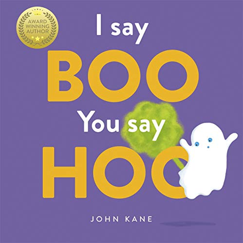 I Say Boo You Say Hoo