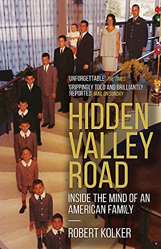 Hidden Valley Road — Robert Kolker