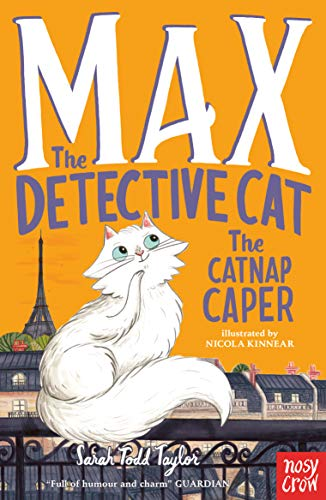 Max the Detective Cat: The Catnap Caper
