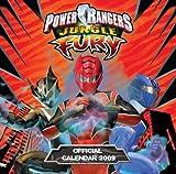 Official Power Rangers Jungle Fury Calendar 2009