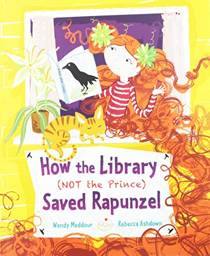 How the Library (Not the Prince) Saved Rapunzel