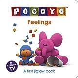 First Jigsaw Book: Pocoyo Feelings