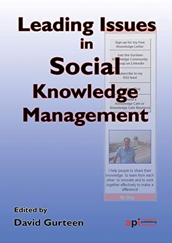 Leading Issues in Social Knowledge Management