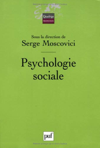 top 5 des livres de psychologie sociale. Black Bedroom Furniture Sets. Home Design Ideas
