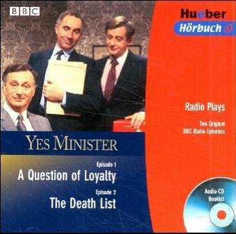Yes Minister.