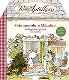 Mein wunderbares Mäusehaus: Ein Puppenhaus-Spielbuch zum Aufstellen. Mit zauberhaften Vorlesegeschichten