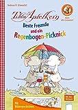 Beste Freunde und ein Regenbogen-Picknick: Der Bücherbär: Mein Abc-Lesestart