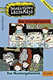 Doppelband 1: Das Schulgeheimnis & Das Mumiengeheimnis