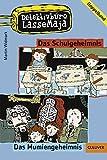 Detektivbüro LasseMaja - Doppelband 1: Das Schulgeheimnis & Das Mumiengeheimnis