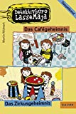 Detektivbüro LasseMaja - Doppelband 3: Das Cafégeheimnis & Das Zirkusgeheimnis