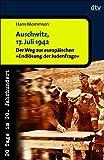 Auschwitz, 17. Juli 1942. 20 Tage im 20. Jahrhundert. Der Weg zur europäischen 'Endlösung der Juden