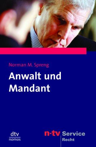 Anwalt und Mandant. ARD-Ratgeber Recht.
