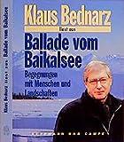 Klaus Bednarz: Ballade vom Baikalsee