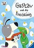 Gustav und der Froschkönig.