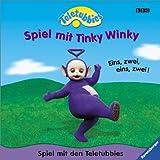 Teletubbies - Spiel mit den Teletubbies: Spiel mit Tinky Winky