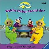 Teletubbies, Erstes Lernen mit den Teletubbies, Welche Farben kennst du?